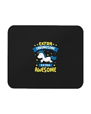 Down Syndrome Awareness Apparel Extra Chromosome U Mousepad front