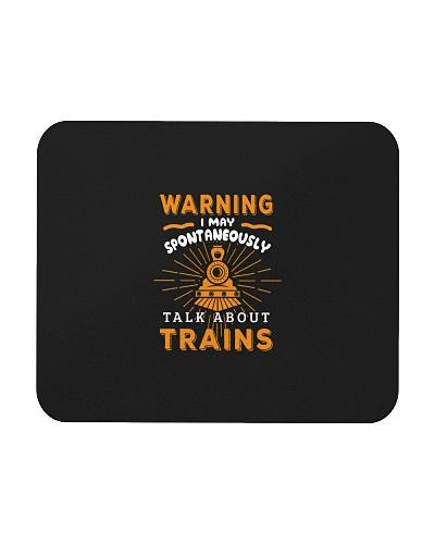 Funny Train Conductor Train Gift