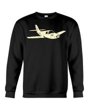 Airplane  Cool Plane Aeroplane Kids Aviation Crewneck Sweatshirt thumbnail