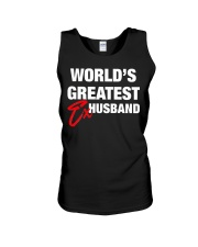 World is Greatest Husband Unisex Tank thumbnail