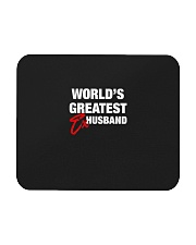 World is Greatest Husband Mousepad thumbnail