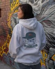 Peterbilt Hooded Sweatshirt lifestyle-unisex-hoodie-back-1