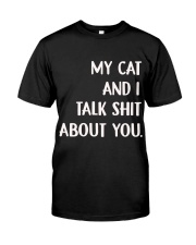 Cat Premium Fit Mens Tee thumbnail
