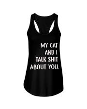 Cat Ladies Flowy Tank thumbnail