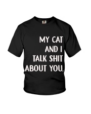 Cat Youth T-Shirt thumbnail