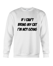 Cat Crewneck Sweatshirt tile