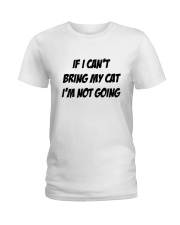 Cat Ladies T-Shirt front