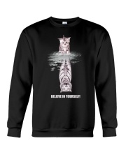 Believe in Yourself Crewneck Sweatshirt thumbnail