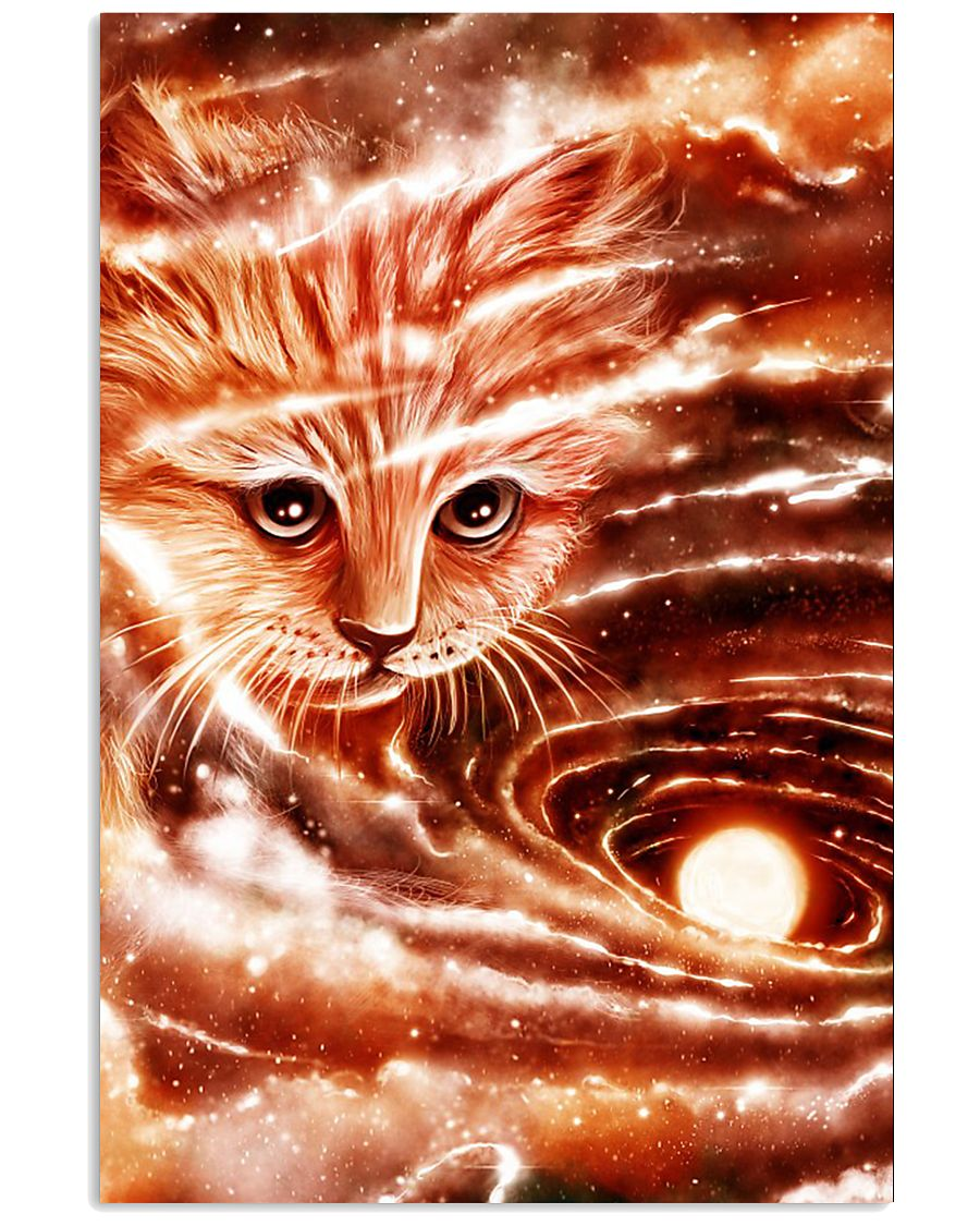 Cat Poster 24x36 Poster