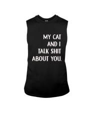 Cat Sleeveless Tee thumbnail