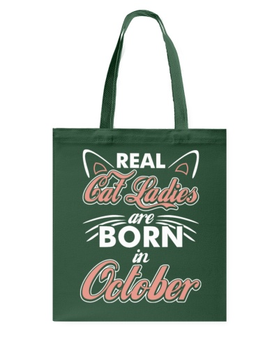 Real Cat Ladies Are Born In October