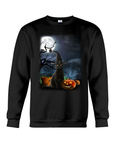 Halloween Black Cat