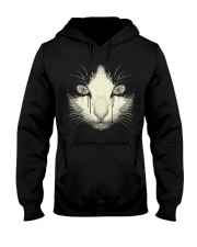 Black Cat Hooded Sweatshirt thumbnail