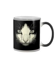 Black Cat Color Changing Mug thumbnail