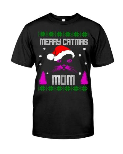 Merry Christmas Kitty Mom