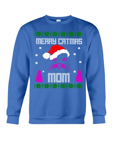 Merry Christmas Kitty Mom