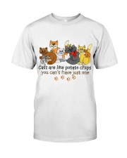 Cat Love  Classic T-Shirt thumbnail