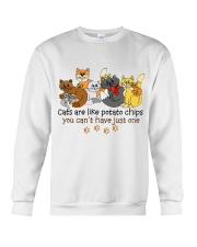 Cat Love  Crewneck Sweatshirt thumbnail