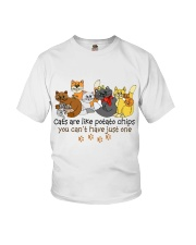Cat Love  Youth T-Shirt thumbnail