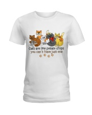 Cat Love  Ladies T-Shirt thumbnail