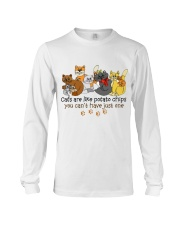 Cat Love  Long Sleeve Tee thumbnail