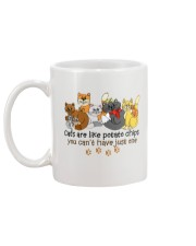 Cat Love  Mug back