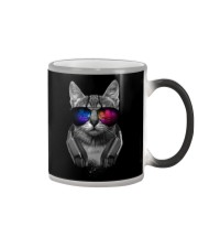 Music Lover Cat Color Changing Mug thumbnail