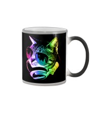 Rainbow Music Cat Color Changing Mug thumbnail