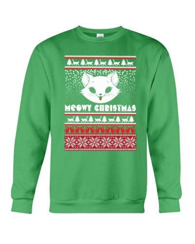 Meowy Christmas Tshirts