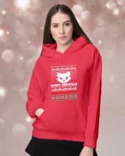 Meowy Christmas Tshirts Hooded Sweatshirt lifestyle-holiday-hoodie-front-1