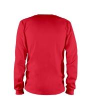 Meowy Christmas Tshirts Long Sleeve Tee back