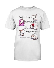 Soft Kitty Classic T-Shirt front