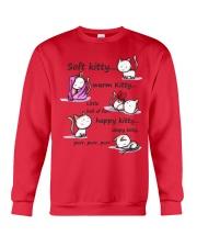 Soft Kitty Crewneck Sweatshirt front