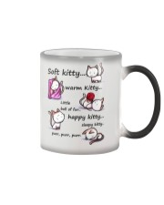 Soft Kitty Color Changing Mug thumbnail