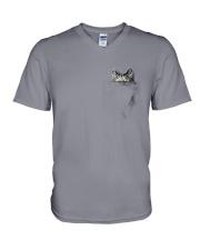 Cats Cute  V-Neck T-Shirt thumbnail