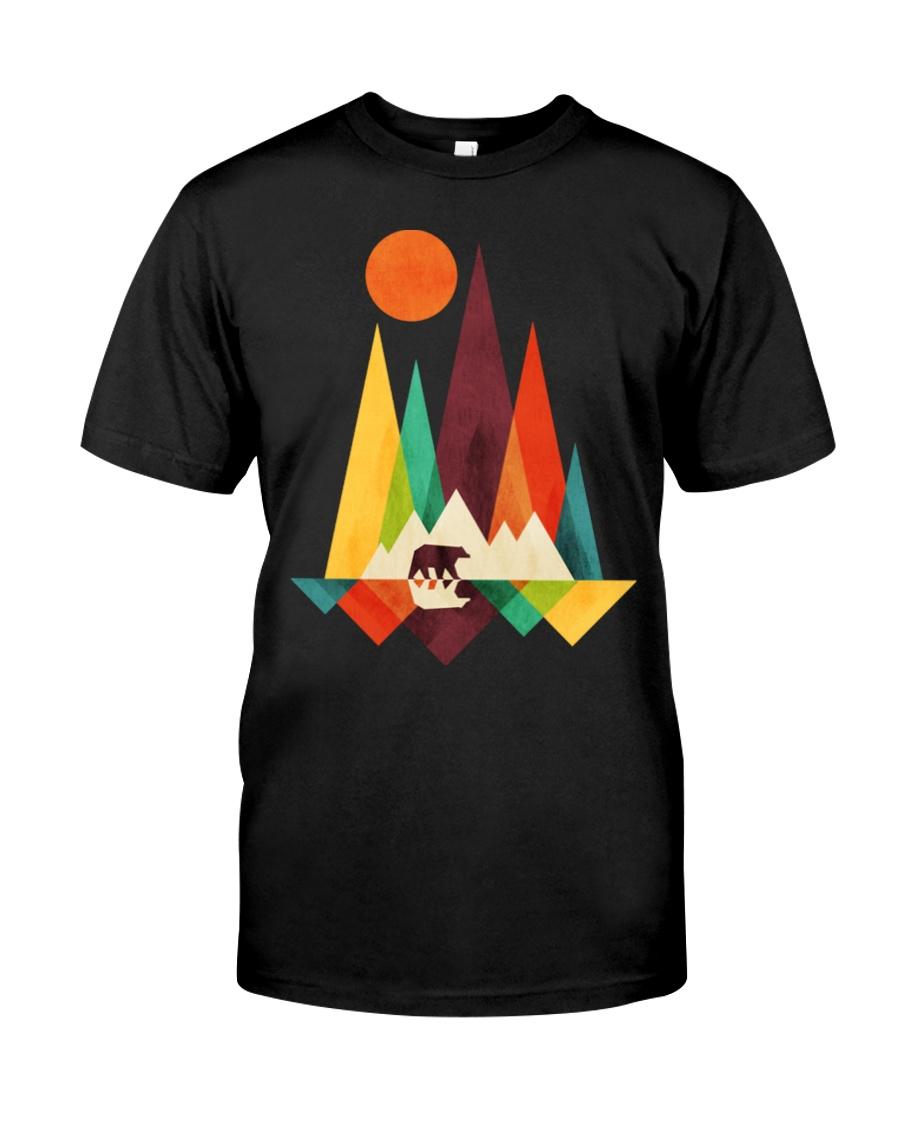 Mountain Bear Classic T-Shirt