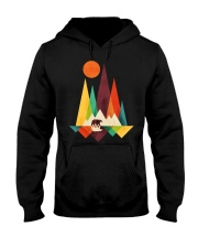 Mountain Bear Hooded Sweatshirt thumbnail