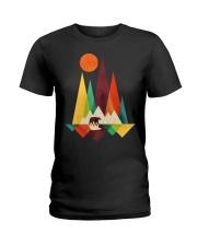 Mountain Bear Ladies T-Shirt thumbnail