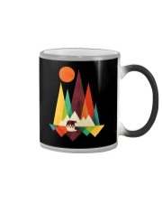 Mountain Bear Color Changing Mug thumbnail