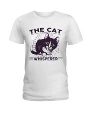 Cat Ladies T-Shirt front