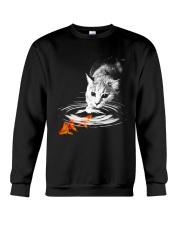 Cat Crewneck Sweatshirt thumbnail