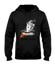 Cat Hooded Sweatshirt thumbn