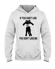 Cat Hooded Sweatshirt thumbnail
