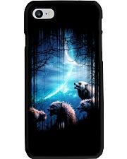 I Love Wolves Phone Case thumbnail