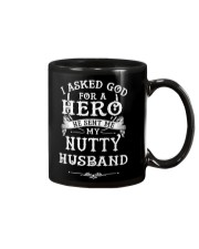 Hero Nutty Husband Mug thumbnail