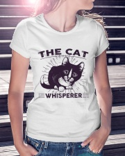 Cat Premium Fit Ladies Tee lifestyle-women-crewneck-front-7