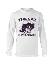 Cat Long Sleeve Tee thumbnail