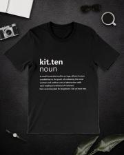 Kitten Classic T-Shirt lifestyle-mens-crewneck-front-16