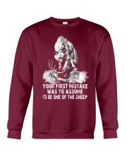 WOLF SHEEP MISTAKE  Crewneck Sweatshirt thumbnail
