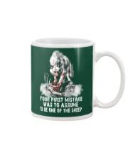 WOLF SHEEP MISTAKE  Mug thumbnail